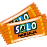 SOLO COUGH Naranja